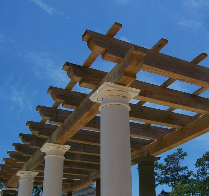 Please comment on my design plans - Pergolas de cemento ...